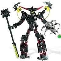Lego Hero Factory – 6203 – Jeu de Construction – Black Phantom