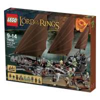Lego the Lord of the Ring – 79008 – Jeu de Construction – L'embuscade du Bateau Pirate