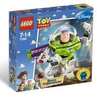 Lego SA – A1001163 – Jeu de Construction – Figurine Buzz l'Eclair