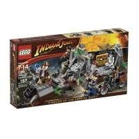 Lego – 7196 – Jeu de construction – Indiana Jones – La bataille du cimetière