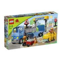 Lego – 5652 – Jeux de construction – lego duplo legoville – La construction de routes