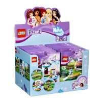Lego Friends – 6029280 – Jeu de Construction – Boîte de 24 Sachet – Série 2 – Assortiment