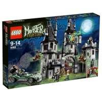Lego Monster Fighters – 9468 – Jeu de Construction – Le Château du Vampire