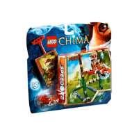 Lego Legends of Chima – Speedorz – 70111 – Jeu de Construction – L' ultime Saut