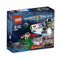Lego – 5969 – Jeu de construction – Space Police – L'évasion de Squidman