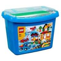 Lego – 5508 – Jeu de Construction – Bricks & More Lego – Boîte de Briques de Luxe
