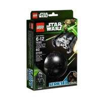 Lego Star Wars TM – 75008 – Jeu de Construction – Tie Bomber et Champ d'astéroïdes