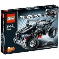 Lego Technic – 8066 – Jeu de Construction – Le Tout – terrain