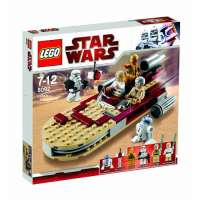 LEGO – 8092 – Jeu de construction – Star Wars TM – Luke's Landspeeder(TM)