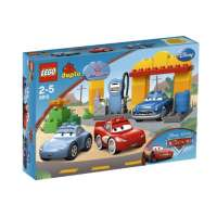 Lego – 5815 – Jeux de construction – lego duplo cars – Le V8 café de Radiator Springs