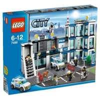 Lego City – 7498 – Jeu de Construction – Le Commissariat de Police
