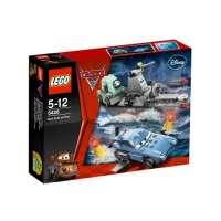 Lego Cars – 8426 – Jeu de Construction – L'Évasion en Mer