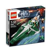 Lego Star Wars TM – 9498 – Jeu de Construction – Saesee Tiin's Jedi Starfighter TM