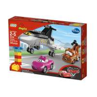 Lego Duplo Cars – 6134 – Jouet de Premier Âge – Siddeley