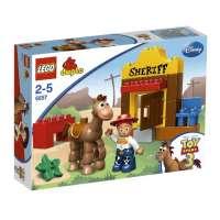 Lego – 5657 – Jeux de construction – lego duplo toy story – Jessie et Pile-Poil le cheval