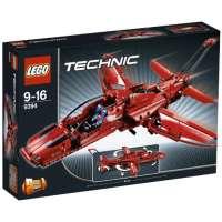 Lego Technic – 9394 – Jeu de Construction – L'Avion Supersonique