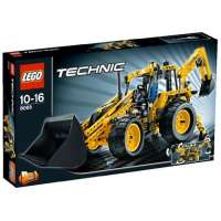 Lego Technic – 8069 – Jeu de Construction – La Pelleteuse