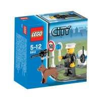 Lego – 5612 – City – Jeux de construction – Le policier