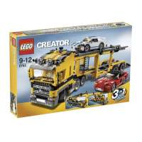 Lego – 6753 – Jeu de construction – Creator – Le transport de voitures