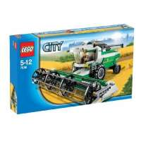 Lego – 7636 – Jeu de construction – Lego City – La moissonneuse-batteuse