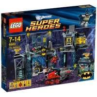 Lego Super Heroes – 6860 – Jeu de Construction – Batcave
