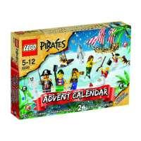 Lego – 6299 – Jeu de construction – Pirates – Le calendrier de l'avent