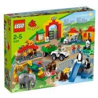 Lego Duplo Legoville – 6157 – Jouet d'Eveil – Le Grand Zoo