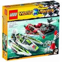 Lego – 8897 – Jeux de construction – lego world racers – Course en pleine mer