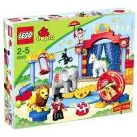 Lego – 5593 – Jeu de construction – DUPLO LEGOVille – Le cirque