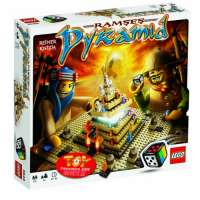 Lego – 3843 – Jeu de Société – Lego Games – Ramses Pyramid