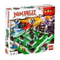 Lego Games – 3856 – Jeu de Société – Ninjago