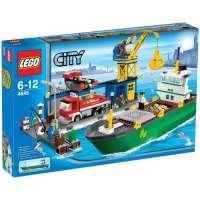 Lego City – 4645 – Jeu de Construction – Le Port