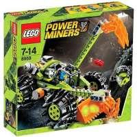 Lego – 8959 – Jeu de construction – Power Miners – La Pelleteuse à Pinces