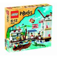 Lego – 6242 – Jeu de construction – Pirates – Le fort des soldats