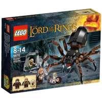 Lego The Lord Of The Ring TM – 9470 – Jeu de Construction – l'Attaque d'Arachne