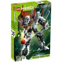 Lego Hero Factory – 2283 – Jeu de Construction – Witch Doctor