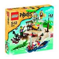 Lego – 6241 – Jeu de construction – Pirates – L'île au trésor
