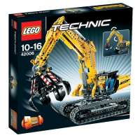 Lego Technic – 42006 – Jeu de Construction – La Pelleteuse