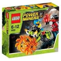 Lego – 8956 – Jeu de construction- Power Miners – Le Découpeur de Pierre