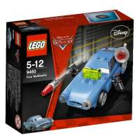 Lego Cars – 9480 – Jeu de Construction – Finn McMissile