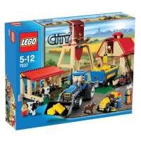 Lego – 7637 – Jeu de construction – Lego City – La ferme