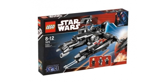 Lego – 7672 – StarWars – Jeux de construction – Rogue Shadow